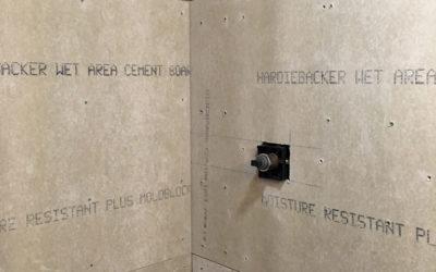 Master Bathroom Remodel – Wall & Floor Prep