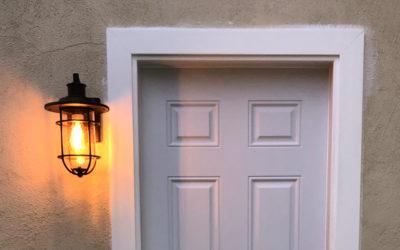Back Door Replacement
